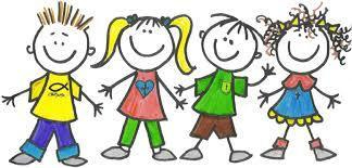 Preschool Kids Clip Art