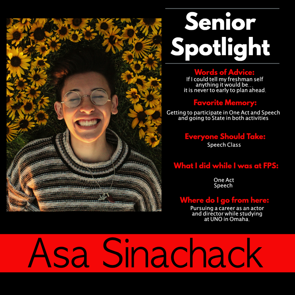 Asa Sinachack Senior Spotlight