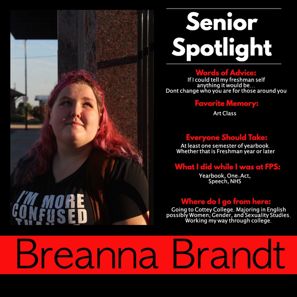 Breanna Brandt Senior Slideshow